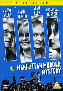 Um Misterioso Assassinato em Manhattan - Poster / Capa / Cartaz - Oficial 2