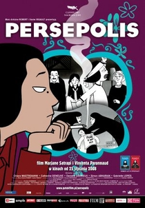 Persépolis - Poster / Capa / Cartaz - Oficial 4