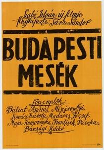 Contos de Budapeste - Poster / Capa / Cartaz - Oficial 1