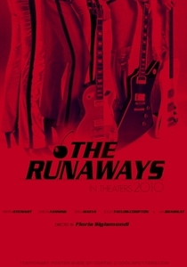 The Runaways - Garotas do Rock - Poster / Capa / Cartaz - Oficial 5