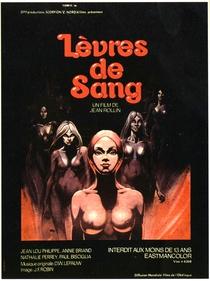 Lábios de Sangue - Poster / Capa / Cartaz - Oficial 1