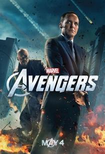 Os Vingadores - Poster / Capa / Cartaz - Oficial 23