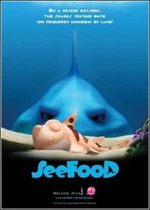 Seefood - Um Peixe Fora D'agua - Poster / Capa / Cartaz - Oficial 2