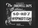 Ko-Ko's Hypnotism (Ko-Ko's Hypnotism)