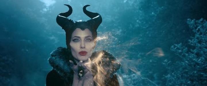 Angelina Jolie em imagens inéditas de Malévola