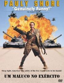 Um Maluco no Exército - Poster / Capa / Cartaz - Oficial 1