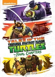 Tartarugas Ninja (5ª Temporada) - Poster / Capa / Cartaz - Oficial 1