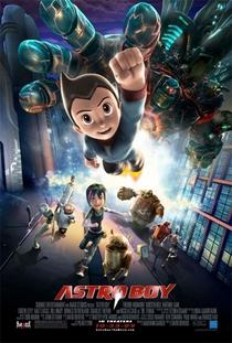 Astro Boy - Poster / Capa / Cartaz - Oficial 1