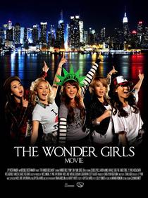 Wonder Girls - O Filme - Poster / Capa / Cartaz - Oficial 1
