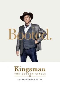 Kingsman: O Círculo Dourado - Poster / Capa / Cartaz - Oficial 12