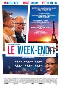 Um Fim de Semana em Paris - Poster / Capa / Cartaz - Oficial 6