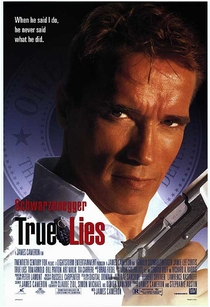 True Lies - Poster / Capa / Cartaz - Oficial 1