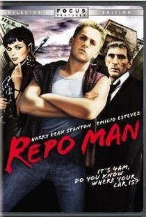 Repo Man - A Onda Punk - Poster / Capa / Cartaz - Oficial 3