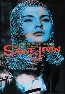 Santa Joana - Poster / Capa / Cartaz - Oficial 2