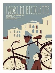 Ladrões de Bicicletas - Poster / Capa / Cartaz - Oficial 9