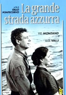 A Grande Estrada Azul  - Poster / Capa / Cartaz - Oficial 4