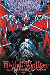 Night Walker: Mayonaka no Tantei - Poster / Capa / Cartaz - Oficial 2
