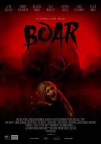 Boar - Poster / Capa / Cartaz - Oficial 2