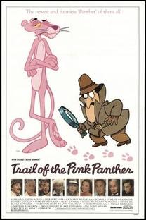 A Trilha da Pantera Cor de Rosa - Poster / Capa / Cartaz - Oficial 1