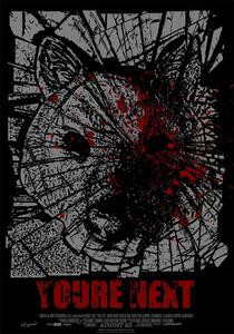 Você é o Próximo - Poster / Capa / Cartaz - Oficial 6