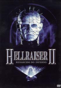 Hellraiser II - Renascido das Trevas - Poster / Capa / Cartaz - Oficial 2