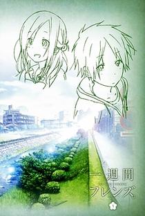 Isshuukan Friends. - Poster / Capa / Cartaz - Oficial 8