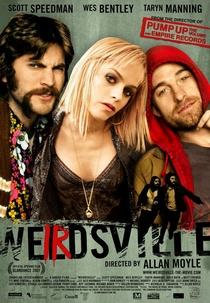 Weirdsville - Poster / Capa / Cartaz - Oficial 1