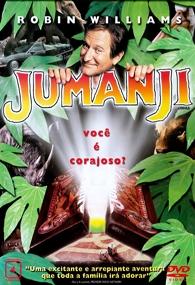 Jumanji - Poster / Capa / Cartaz - Oficial 3