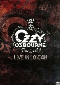 Ozzy Osbourne - Live In London - Poster / Capa / Cartaz - Oficial 1