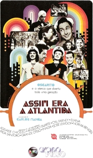 Assim Era a Atlântida - Poster / Capa / Cartaz - Oficial 3