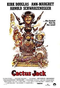 Cactus Jack - O Vilão - Poster / Capa / Cartaz - Oficial 1