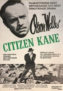 Cidadão Kane - Poster / Capa / Cartaz - Oficial 9