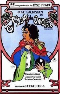 Um Homem Chamado Flor de Outono - Poster / Capa / Cartaz - Oficial 4