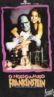 O Nosso Amigo Frankenstein - Poster / Capa / Cartaz - Oficial 2