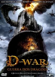D-War - Guerra dos Dragões - Poster / Capa / Cartaz - Oficial 2