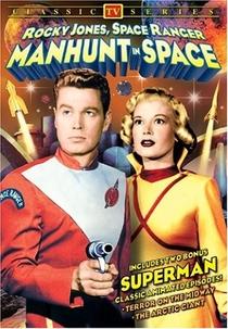 Manhunt in Space - Poster / Capa / Cartaz - Oficial 1