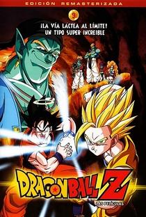 Dragon Ball Z 9: A Batalha nos Dois Mundos - Poster / Capa / Cartaz - Oficial 1