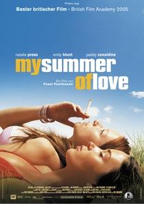 Meu Amor de Verão - Poster / Capa / Cartaz - Oficial 1