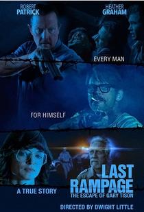 Last Rampage - Poster / Capa / Cartaz - Oficial 3