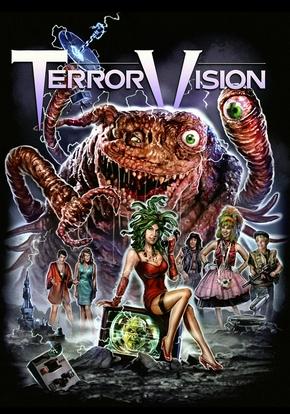 Resultado de imagem para TerrorVision (1986)
