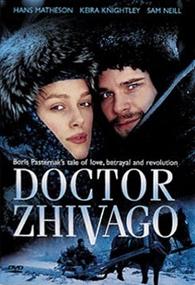 Doutor Jivago - Poster / Capa / Cartaz - Oficial 2