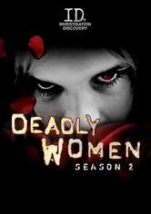 As Verdadeiras Mulheres Assassinas (2ª Temporada) - Poster / Capa / Cartaz - Oficial 1