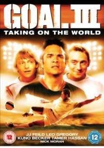 Gol! 3: Assumindo o Mundial - Poster / Capa / Cartaz - Oficial 1