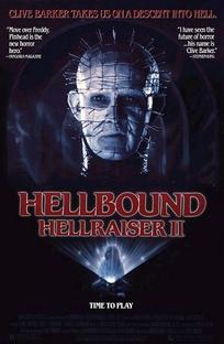 Hellraiser II - Renascido das Trevas - Poster / Capa / Cartaz - Oficial 1