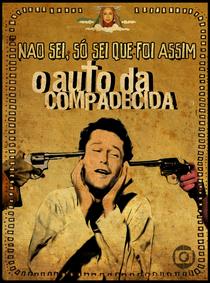 O Auto da Compadecida - Poster / Capa / Cartaz - Oficial 3