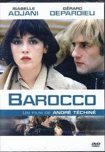 Barocco - Poster / Capa / Cartaz - Oficial 1