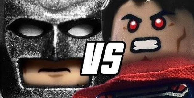 Batman vs. Superman: animação em LEGO adapta luta clássica entre os heróis