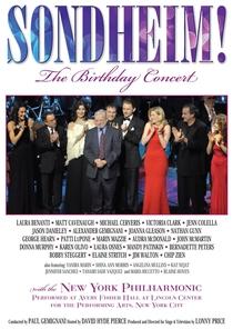 Sondheim! The Birthday Concert - Poster / Capa / Cartaz - Oficial 1