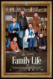 Vida de familia - Poster / Capa / Cartaz - Oficial 1