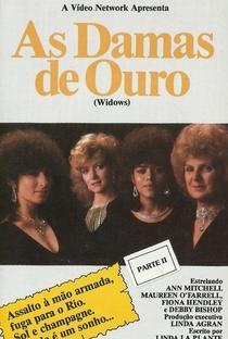 As Damas de Ouro - Poster / Capa / Cartaz - Oficial 1